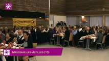 Téléthon 2014 Repas dansant à Maussane les Alpilles (13)