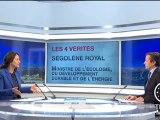Royal veut revenir sur l'interdiction des feux de cheminée en Ile-de-France