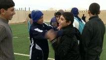 FOOT : À Zaatari, le foot comme lueur d'espoir (4/5)