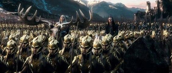 Le Hobbit : la Bataille des Cinq Armées - Bande annonce VF