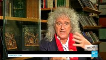 Queen guitarist Brian May on his devilish photographs