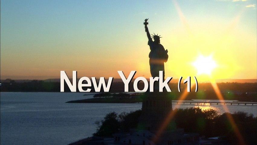 Teaser New York 1 : liberté, diversité, créativité