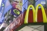 McDonald's: crollo vendite, Re hamburger non piace piu'