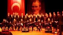 Serenler. Kepez Bld Türk Halk Müziği korosu söyledi,Yörükler oynadı