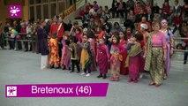 Téléthon 2014 : Inde et Bollywood à Bretenoux (46)