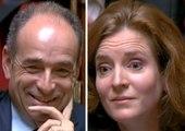Manuel Valls chambre Nathalie Kosciusko-Morizet à l'Assemblée : Jean-François Copé est hilare...
