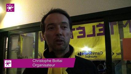 Téléthon 2014 : montée à Sainte Brigitte - Vidauban (83)