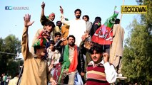 Despite PMLN Gullu Butts Firing. PTI Faisalabad Lockdown was Successful