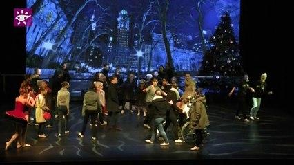 Téléthon 2014 : Ballet Promodanse à Reichshoffen (67)