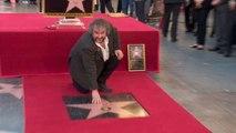 Peter Jackson Receives Walk of Fame Star