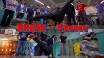 Cours de danse Hip Hop Breakdance à Paris