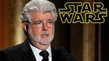 George Lucas Won't Watch Star WarsTeaser