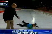 The Ultimate News Reporter Winter Fails Compilation