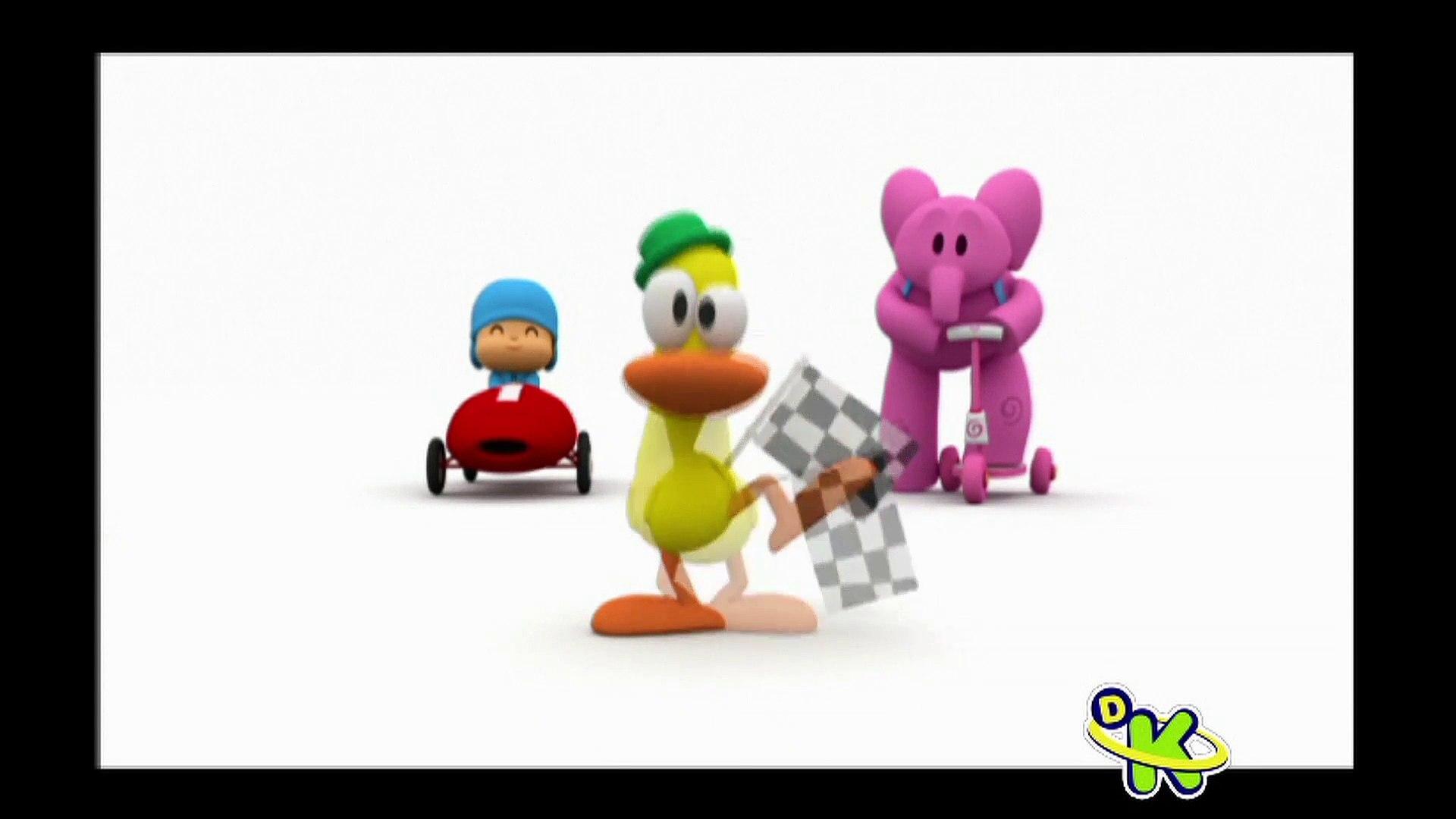 Pocoyo A Grande Corrida Hd Portugues Br Video Dailymotion