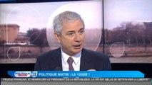 """Bartolone/Travail le dimanche : """"Je dis à Emmanuel Macron et au parti socialiste : attention..."""""""