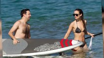 Olivia Wilde et Jason Sudeikis se relaxent à Maui