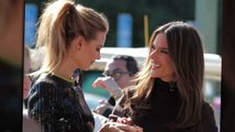 Alessandra Ambrosio And Behati Prinsloo Bring Victoria's Secret Glamour To The Extra
