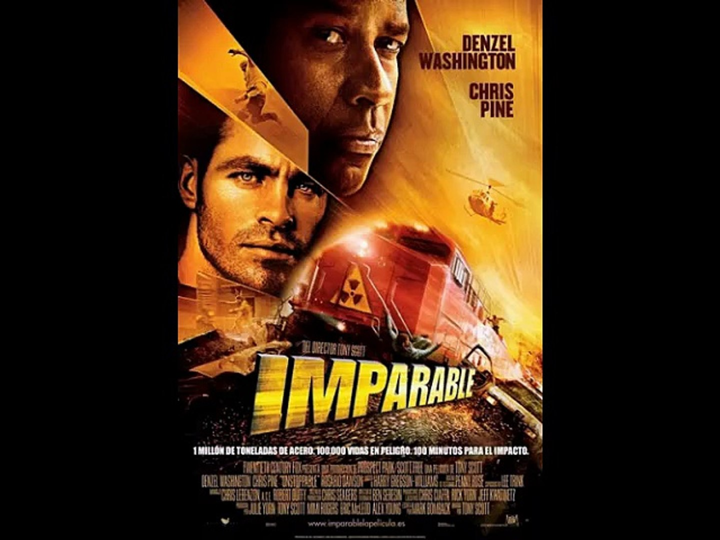 Imparable Pelicula Completa Hd Vídeo Dailymotion