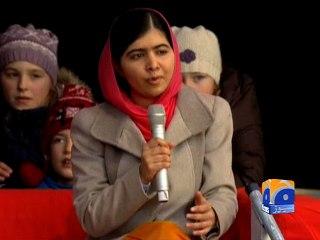 Malala Yousufzai, recalls difficulties under Taliban