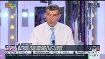 """Nicolas Doze: Loi Macron: """"C'est une mesure avant tout politique, avant d'être économique"""" - 10/12"""