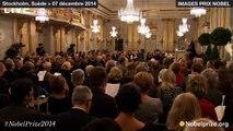 Patrick Modiano, prix Nobel de littérature 2014 - extraits de son discours de lauréat à Stockholm