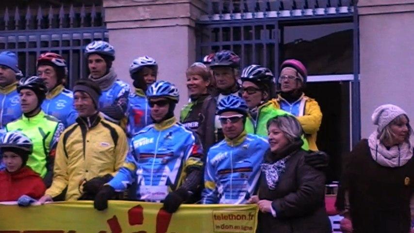 Téléthon 2014 en Nontronnais et le Bussiérois