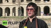 Afghanistan_ Kung Fu fighting! Meet the Afghan BRUCE LEE