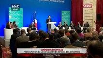Émission spéciale : Présentation de la loi Macron en Conseil des Ministres - Evénements
