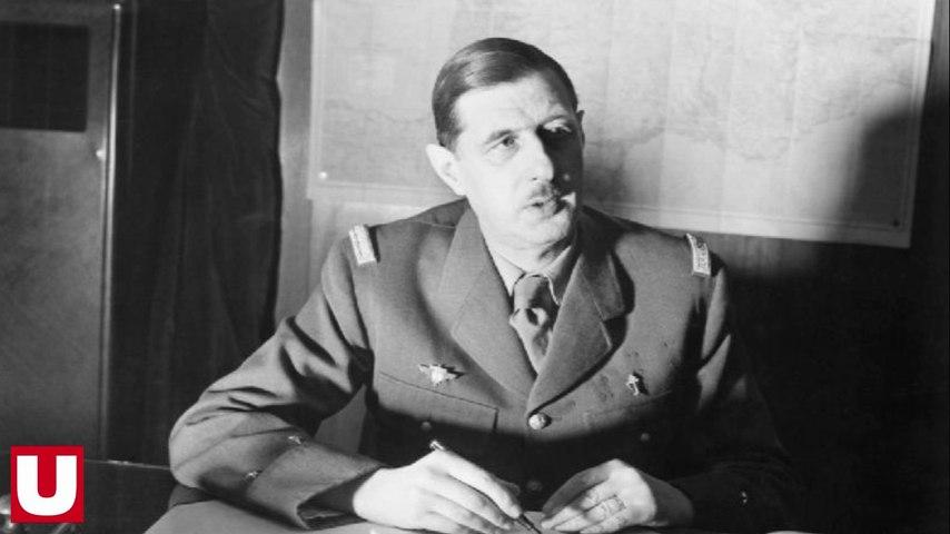 33- Qui était le lieutenant de Gaulle ?