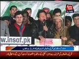 Imran Khan Speech in PTI Azadi Dharna, Islamabad - 10th December 2014