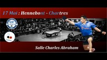 LIVE PRO A - J17 : Hennebont / Chartres