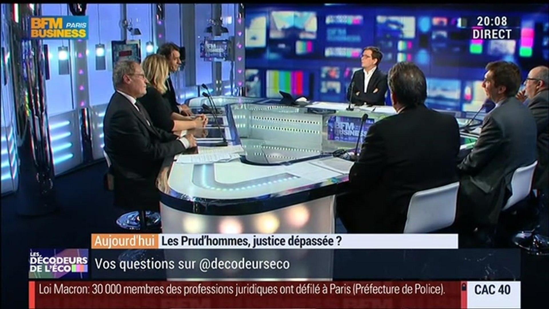 Les Prud'hommes, justice dépassée? (3/4) – 10/12