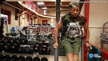 77-Year Old Grandma who Deadlifts 215 Pounds Like it's nothing. Shocking and Hard to Believe