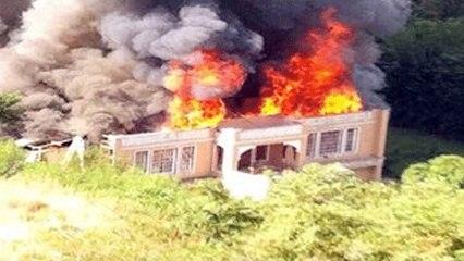 Chitrarth Studio Catches Fire | Jamai Raja, Qabool Hain Shoot Stalled