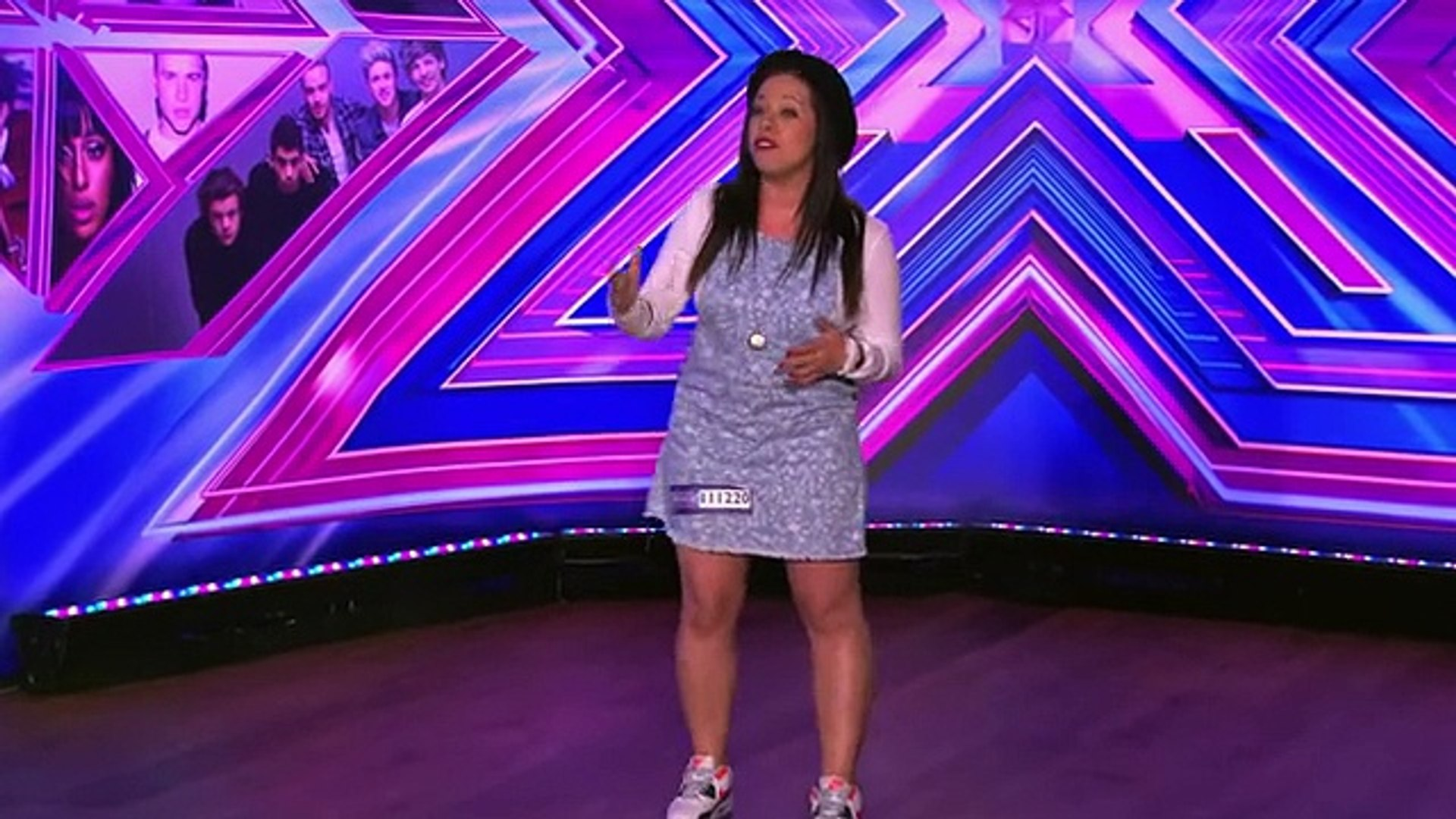 Kerrianne Covell sings Adele's One and Only - Room Auditions Week 2 - The X Factor UK 2014 - OF