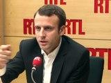 """Emmanuel Macron : """"Ma loi donne des possibilités, mais n'oblige pas à travailler le dimanche"""""""