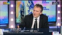 """Loi Macron: """"ça va dans la bonne direction !"""" : Gilbert Cette - 11/12"""