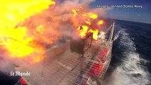 La Navy américaine diffuse des images de tirs au rayon laser