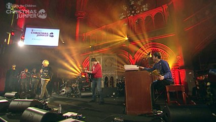 The Charlatans - A Man Needs to be Told - Christmas Jumper Jam 2014