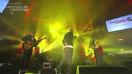 The Charlatans - North Country Boy - Christmas Jumper Jam 2014