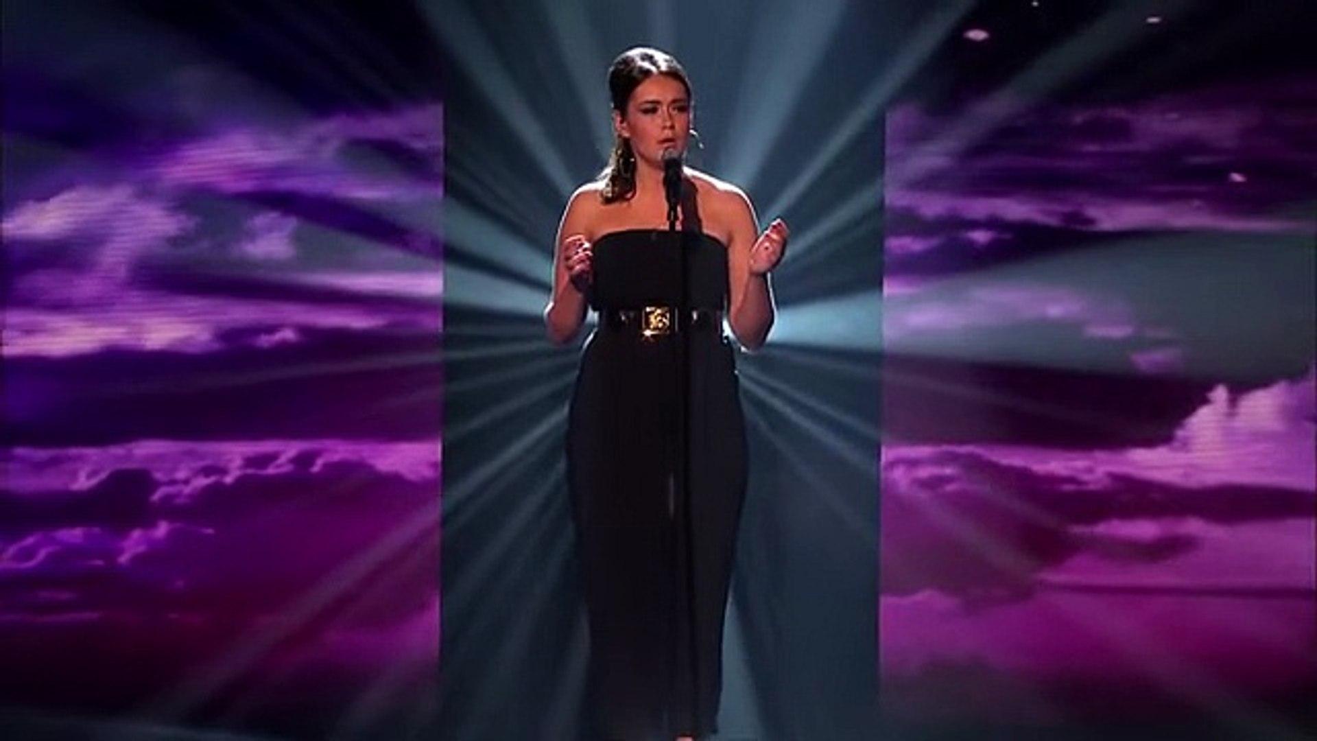 Lola Saunders sings John Lennon's Imagine - Live Week 2 - The X Factor UK 2014 - Official Chann