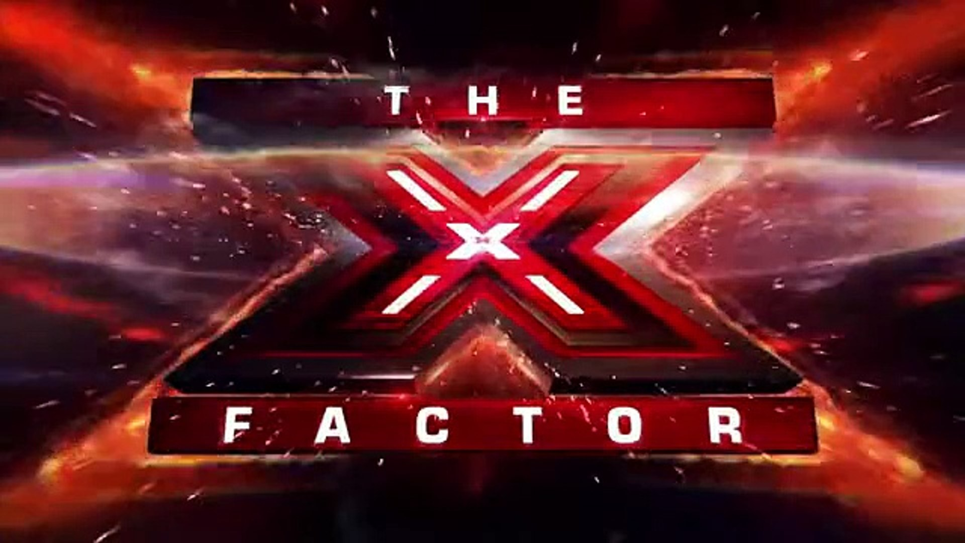 Louis' Lyrics - Louis reads Nicki Minaj - The Xtra Factor UK 2014 - Official Channel