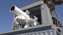 US Navy teste son Laser Weapon System (LaWS)