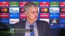 """FOOTBALL: UEFA Champions League: Mourinho: """"Champions League fängt jetzt an"""""""
