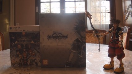 Kingdom Hearts HD 2,5 Remix Collector's Edition [Européenne](Video Unboxing PS3)