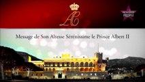 Charlène et Albert de Monaco remercient Dieu pour les jumeaux (vidéo)