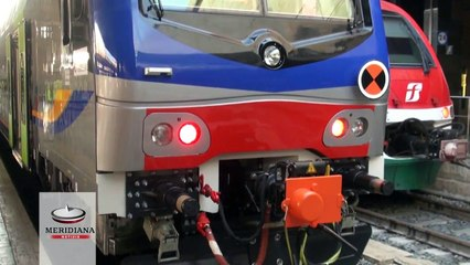 Nuovi treni e nuovi orari per il trasporto su ferro della Regione Lazio, consegnato il dodicesimo  Vivalto