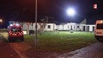 Crash d'un avion militaire sur un centre pour handicapés à Vouvray