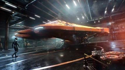 Official Elite: Dangerous Launch Trailer