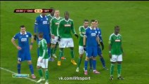 Dnipro Dnipropetrovsk 1 - 0 Saint-Etienne All Goals and Highlights 11/12/2014 - Europa League